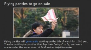 空フェスが海外で紹介されています!