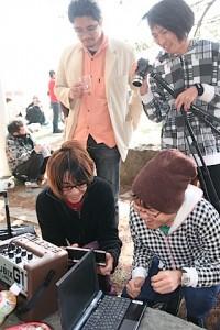 【DS-10】お台場でテクノミュージックしてきた!【ピクニック】