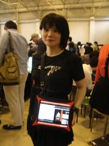 【MTM05】奥様、iPadカバーは受注生産ですってよ!【会場レポートその3】