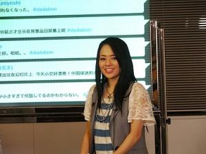 Ustream汐留スタジオはどんなとこ? 蒼井そらさんのインタビュー放送をしてきたよ!