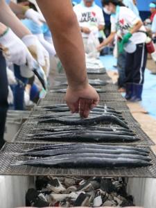 おながわ秋刀魚収獲祭in日比谷公園に参加します。